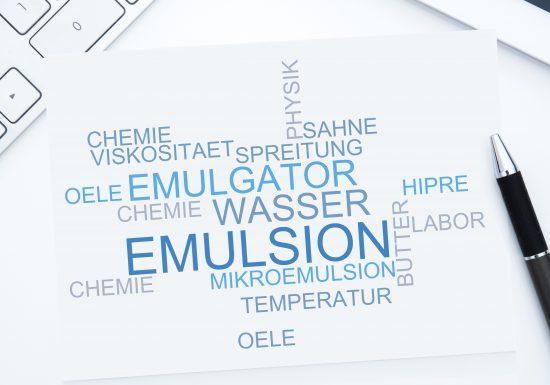 Emulgatoren, Geliermittel, Säuerungsmittel, Stabilisatoren und Trägerstoffe (Lebensmittel-Zusatzstoffe)