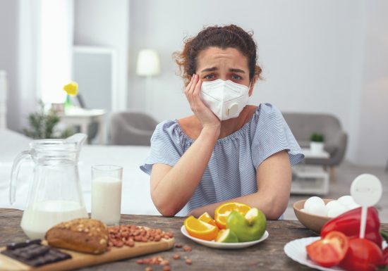 Lebensmittel-Allergie und Lebensmittel-Intoleranz