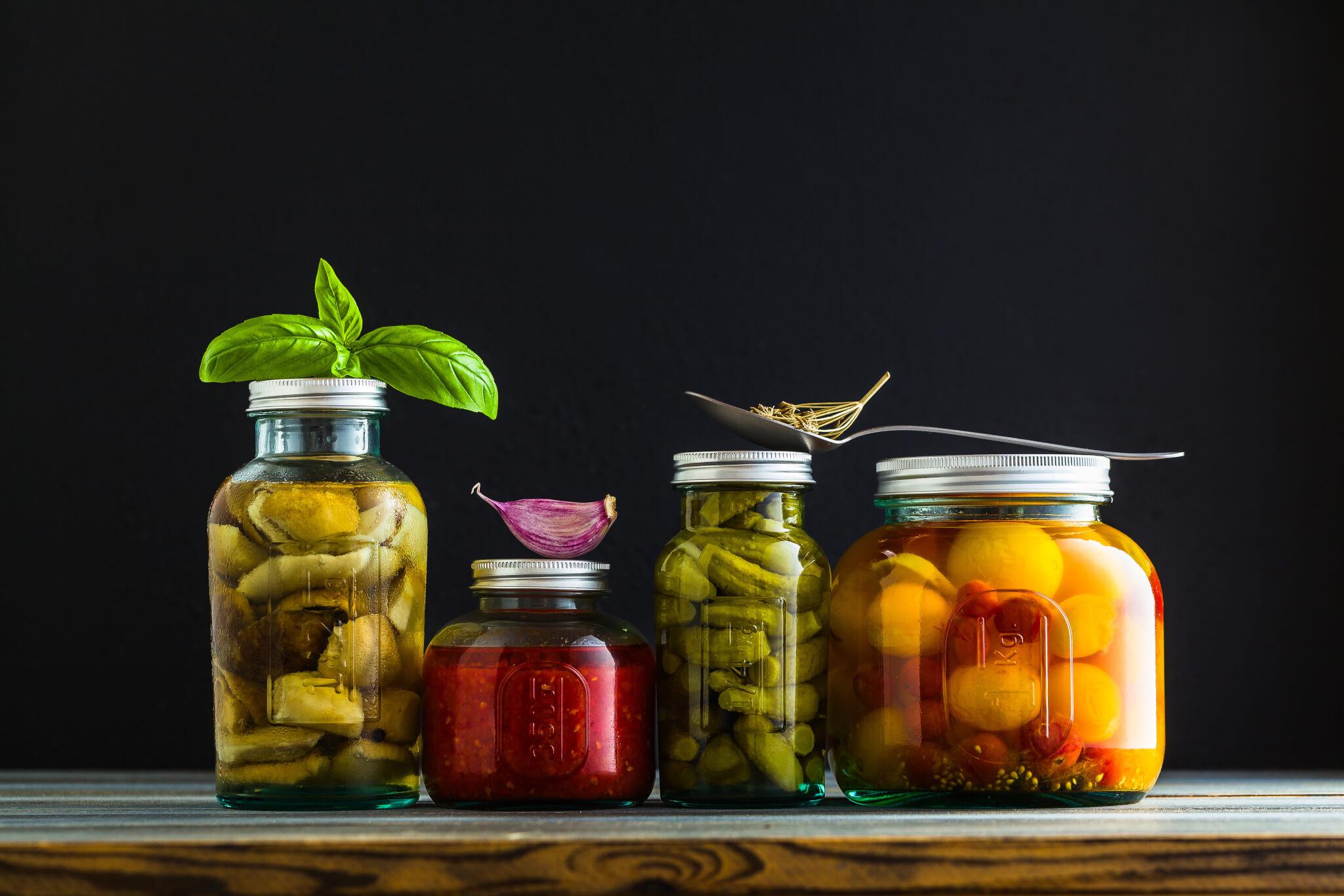 Konservierungsstoffe (Lebensmittel-Zusatzstoffe)