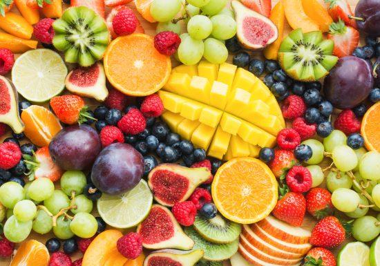 Obst und Obstprodukte
