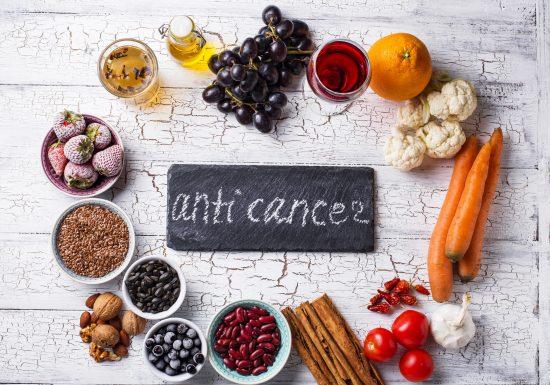 Anti-Krebs-Diät Lebensmittel
